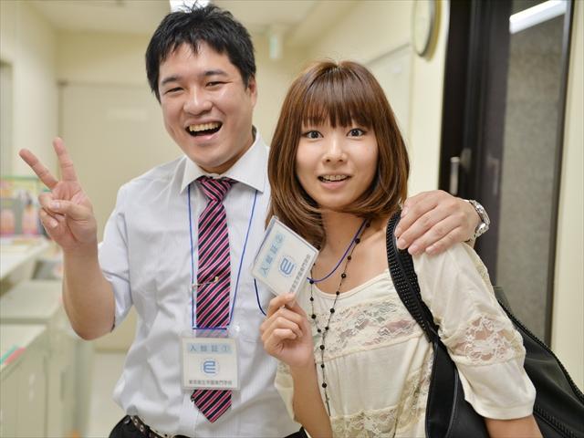 ハマチヨとデグチ君 | 東京衛生学園専門学校